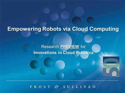 Robot Cloud Computing Big Data
