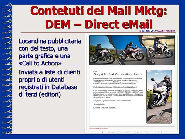 eMail Marketing Capitolo2 DEM